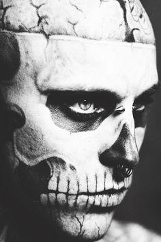 Rick Genest (Zombie Boy) #tattoos