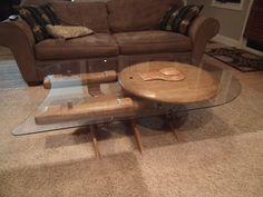 O M G-eek. Star Trek coffee table. Love it!