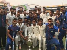 Ranji Trophy final: Vidarbha thump Delhi by nine wickets to lift maiden title- http://www.sportscrunch.in/ranji-trophy-final-vidarbha-thump-delhi-nine-wickets-lift-maiden-title/  #AdityaSarwate, #AkshayWakhare, #Delhi, #FaizFazal, #Indore, #RajneeshGurbani, #Vidarbha, #WasimJaffer  #Cricket