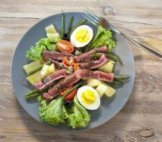 Filetto di manzo in insalata francese