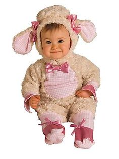 Pink Lamb Newborn/infantclass=