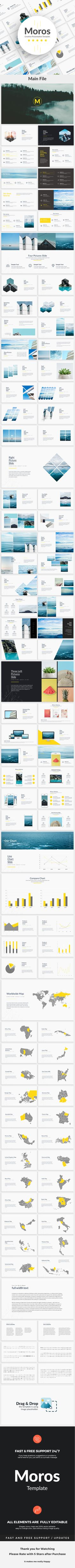 Moros - Creative Powerpoint Template - Creative PowerPoint Templates