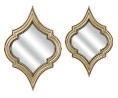 Marietta Wall Mirrors - Set of 2