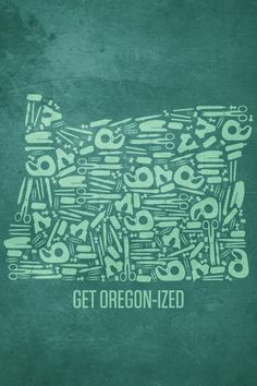 Oregon-ized - Matthew Vu