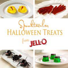 Spooktacular Halloween Treats #JELLOHalloween #sponsored « Recipes « Marvelous Mommy