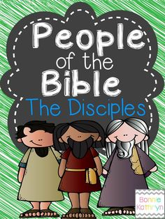 Enjoy this fun way to teach your students more about the Bible. This week long mini unit will help your students learn the disciples names and what they were known for in the Bible. The fun activities will reinforce the material taught. This is a simple print and go unit. All the information you need is already in the unit. Of course you will need your Bible too! :-)