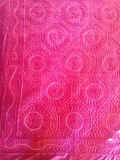 Back of Customer Quilt-Deanna's Quilting