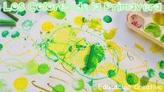 Los Colores de la Primavera | Educación Creativa