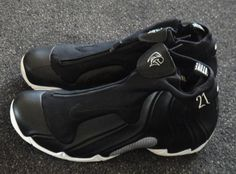 "Nike Air Flightposite ""Kevin Garnett The Future PE"""