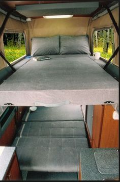 Sportsmobile Penthouse bed | eBay Motors, Parts & Accessories, RV, Trailer & Camper Parts | eBay!