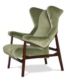 Franco Albini, 'Fiorenza Chair,' 1956, Donzella 20th Century Gallery