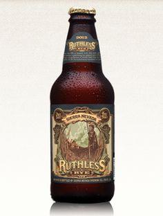Shop Now Beer Sierra Nevada Ruthless Rye IPA | Cuenca Cigars  Sales Price:  $4