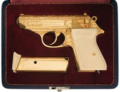 For Katie. Walther PPK