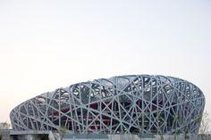 National Stadium in Beijing, China - Herzog & de Meuron