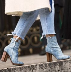 These boots were made for walkin'