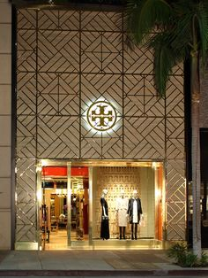 STYLE LEADER: Check out the new Tory Burch Rodeo Drive store in Beverly Hills