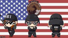 Rainbow Six Siege - FBI SWAT fan art by Crusader1291