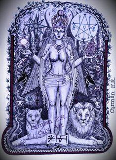 goddess inanna | Tumblr