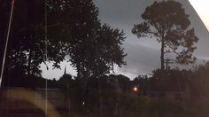 Tornado Warned Storm from my backyard May 23, 2017