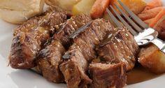 Killer Crock Pot Recipe: Juicy, Tender & Slow Cooked Roast Beef With…