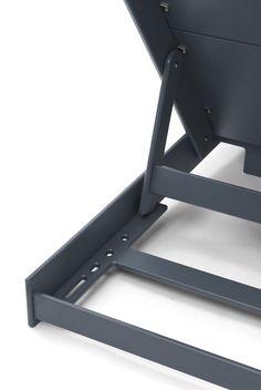 Modern Patio Chaise Lounge Chair | Loll Designs