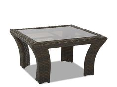 Klaussner Outdoor International Outdoor/Patio Cassley Square Cocktail Table