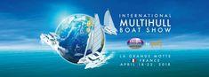 Rendez-vous sur le stand Nautex au salon du Multicoque du 18 au 22 avril où seront exposés tous les équipements phares tels les barres à roue fibre de verre et carbone, passerelles, rail de grand'voile Tides Marine, bôme enrouleur LeisureFurl, produits Marelon,...