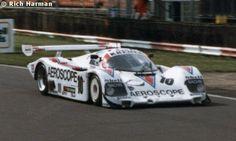 RSC Photo Gallery - Silverstone 1000 Kilometres 1988 - Porsche 962 no.10 - Racing Sports Cars