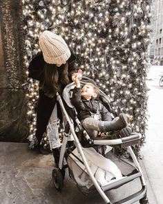 Christmas in NYC, winter fashion ideas