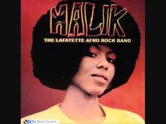 Lafayette Afro Rock Band ~ Darkest Light - YouTube
