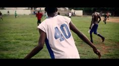 """http://FimDous.com The Official Haitian HD movie trailer for Haiti's Next Top Soccer Star. Four Former Soccer Stars will be scouring the hills and villages of Haiti in search of undiscovered raw talent. Through a series of physical challenges four teams will be assembled for a grueling """"Nock-Out"""" competition to see who will become Haiti's Next Top Soccer Star.  copyright by Sports Talent Productions Inc. 2013"""