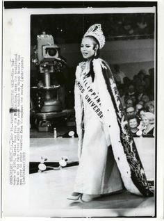 BEAUTY Incorporated: 1969 Miss Universe: Gloria Diaz of Philippines Miss Universe Philippines, Miss Philippines, Miss Universe Crown, Miss Teen Usa, Filipino Culture, Hawaiian Tropic, Red Lantern, Beautiful Inside And Out, Miss World