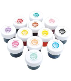 Wilton Icing Colors Assorted