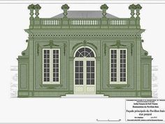 Image result for classical pavilion