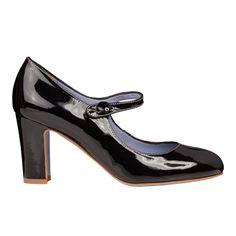 Pantofi dama negri 2402 piele lacuita Pumps, Shoes, Fashion, Moda, Zapatos, Shoes Outlet, Fashion Styles, Pumps Heels, Pump Shoes