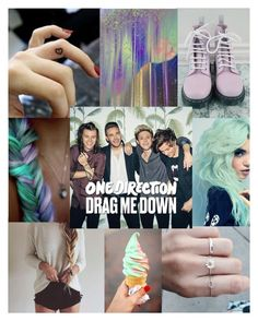 """""""*//nothing can drag me down\\*"""" by crazydirectionergirl ❤ liked on Polyvore"""