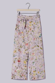 The Southbank wideleg trousers - part of the V&A Collection.