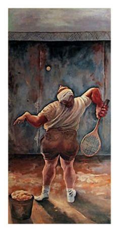 ernie barnes paintings | Ernie Barnes Artwork Details