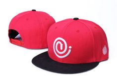 High Gloss Spray Can C snapback hats