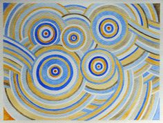 Going Around in Circles by auldnouveau on Etsy
