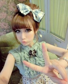 #gyaru, pastel fashion