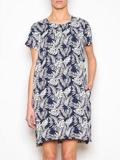 Indi & Cold Palm Dress | Maze Clothing