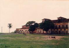 Alcântara, na grande São Luís, estado do Maranhão, Brasil. Fotografia: Sylx100.