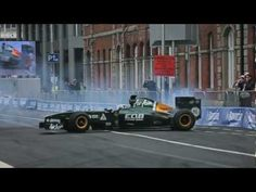 Bavaria City Racing 2012 - Dublin: Screeching tires, roaring engines and Bavaria Babes. City Racing, Formula One, Bavaria, Dublin, Youtube, Youtubers, Youtube Movies
