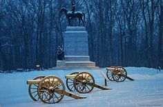 February 2016 Photo by: Charles J Bury Jr. Confederate Statues, Southern Pride, Gettysburg, American Civil War, Bury, Home And Away, Cannon, Sunrise, Battle