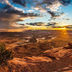 Green River Overlook #canyonlands #utah #moab