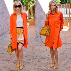 Fashion Over 50, Fashion Looks, Mode Statements, How To Wear Leggings, How To Wear Scarves, Fashion Colours, Classy Outfits, Street Style Women, Fashion Outfits
