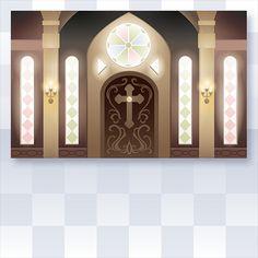 @trade   輝く神殿の壁紙