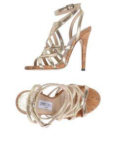 JIMMY CHOO LONDON - High-heeled sandals