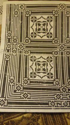 Gallery.ru / Фото #53 - 34 - ergoxeiro Embroidery Patterns, Cross Stitch Patterns, Needlepoint, Diy Crafts, Rugs, How To Make, Fabrics, Design, Decor